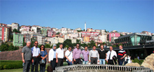 Fırat Organized an Istanbul Sightseeing Tour for its Dealers