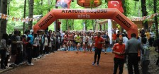 The 12Th Ataturk Run Was Completed