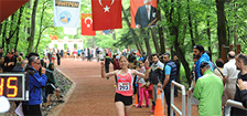 Track records have been broken at 10th Atatürk Fıratpen Race