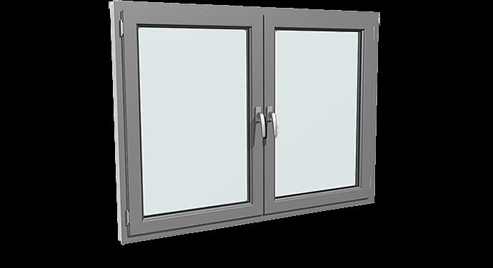 Çift Kanat Açılım Pencereler