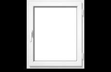 Tek Açılım PVC Pencere