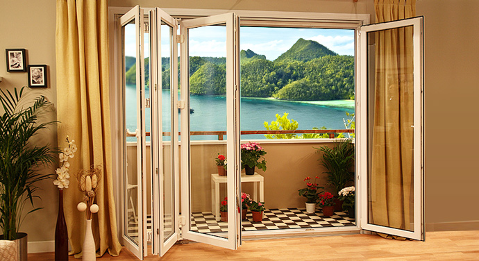 Folding Window and Door Systems